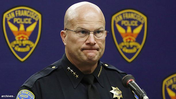 San Francisco police chief forced to quit