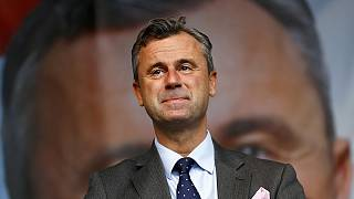"Norbert Hofer the ""friendly face"" of Austria's far-right Freedom Party"