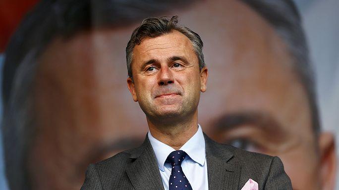 Норберт Хофер, кандидат в президенты Австрии