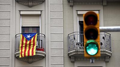 Barca fans win right to wave pro-independence flags after threatening to use Scottish ones instead