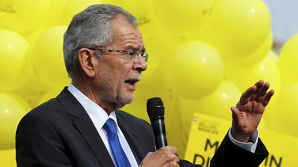 Autriche : le professeur écolo Van der Bellen, rempart contre le FPÖ