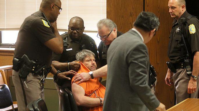 هرج في جلسة محاكمة المتهم باطلاق نار عشوائي في ولاية ميتشيغان