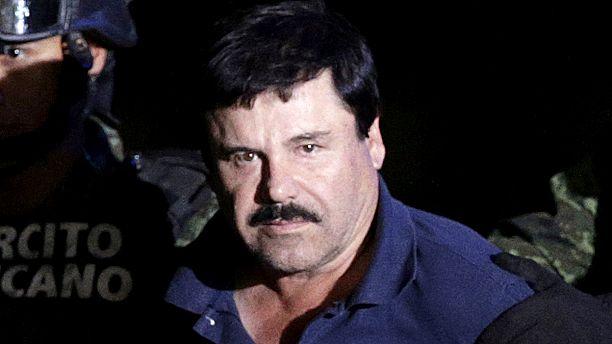 """المكسيك توافق على تسليم """"إل تشابو"""" إلى الولايات المتحدة"""