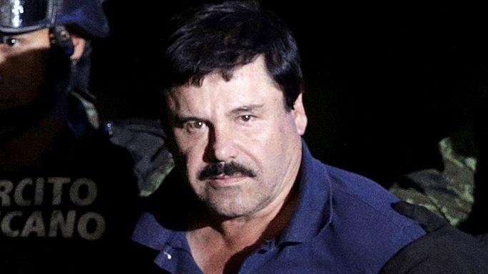 """Feu vert du Mexique pour l'extradition de """"El Chapo"""" vers les Etats-Unis"""