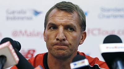 Brendan Rogers gets the manager's job at Celtic