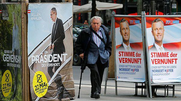 Αυστρία: Στην τελική ευθεία για τις προεδρικές εκλογές της Κυριακής