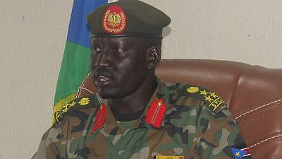 S. Sudan Army vows to fight ex-rebels if agression continues