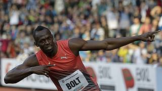 Bolt runs sub-10 seconds to claim victory in Ostrava