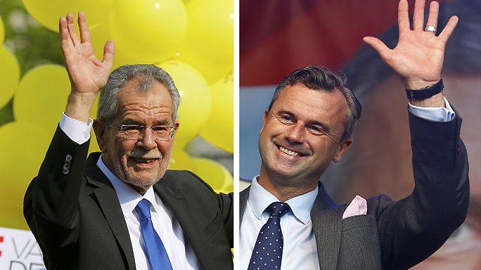 50 : 50 ? Wahlkrimi in Österreich