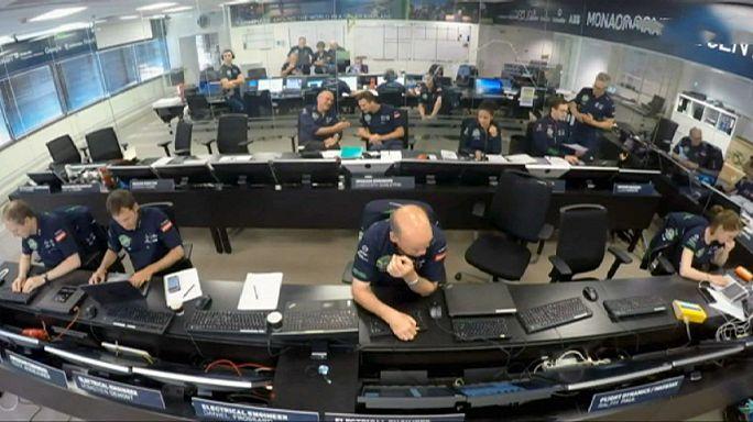 Solar Impulse-2 продолжает путешествие