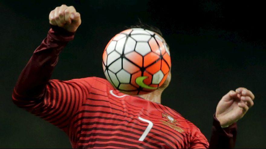 Euro'2016, sub-17: Portugal vence Espanha e é campeão europeu