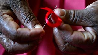 Meet the Cameroonian seamstress who sews with needles only