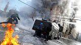 مظاهرات ضد الخطاب الرئاسي في تشيلي وسقوط قتيل على الأقل