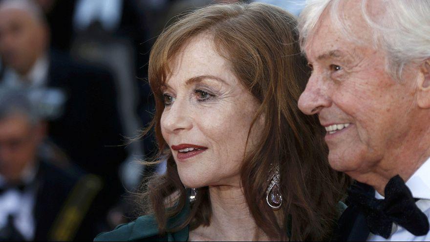 Letzter roter Teppich vor Vergabe der Goldenen Palme in Cannes