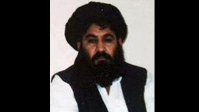 A tálib vezért ölhették meg az amerikaiak egy légicsapásban