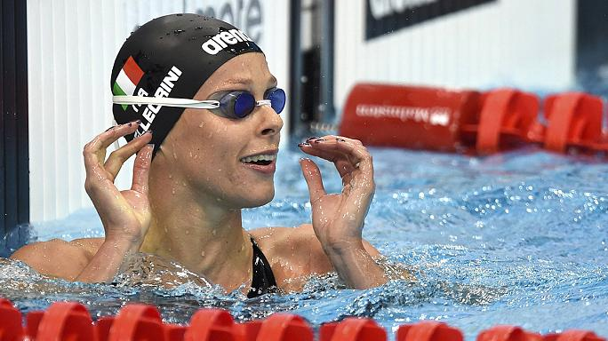 European Aquatics Championships: Pellegrini defends 200 metres freestyle title to add more gold to Italian tally