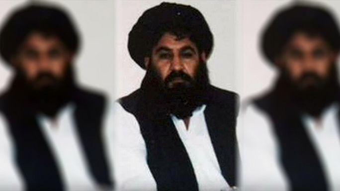 """США и талибы сообщили о гибели лидера """"Талибан"""" муллы Мансура"""