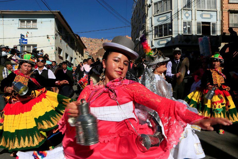 Wakawaka (This time for Bolivia)