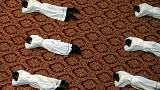 Image: Newly ordained priests at the Vatican