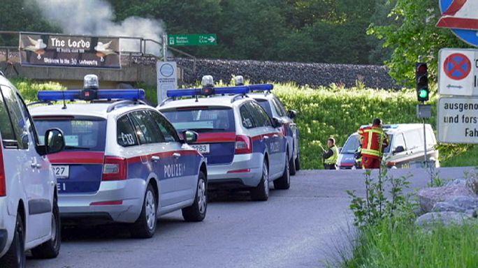 Áustria: tiroteio em concerto faz dois mortos