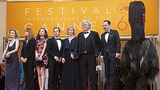 تونی اردمن، فیلم تحسین شده خبرنگاران و منتقدان در جشنواره کن