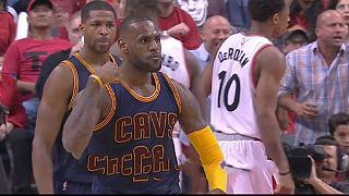 NBA: playoff-rekord a Toronto-Cleveland meccsen