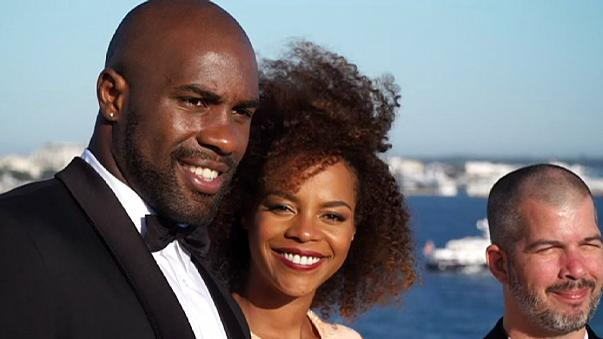 From tatami to the red carpet - Cannes 'in the shadow' of Teddy Riner