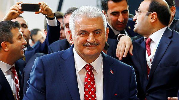 Binali Yildirim, nuevo líder del gobernante partido Justicia y Desarrollo y futuro primer ministro de Turquía