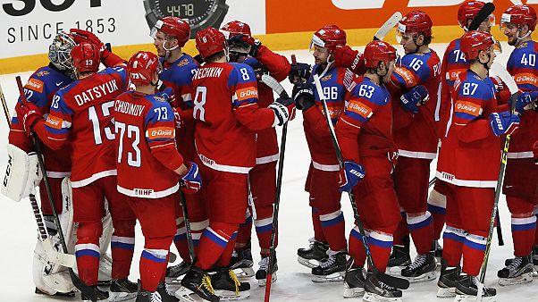 Хоккей, ЧМ-2016: Россия выиграла бронзу, разгромив США