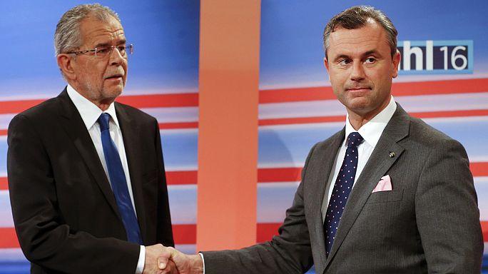 Австрия: ультраправый кандидат побеждает, но подсчет голосов продолжается