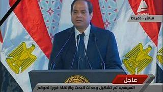 Crash d'Egyptair : les boîtes noires recherchées pour confirmer ou infirmer les hypothèses
