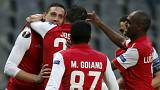 A Braga nyerte a Portugál Kupát