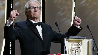 Brit Ken Loach wins Palme d'Or at Cannes for welfare film