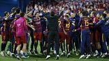 Barcelona vence Sevilha e conquista a 28.a Taça do Rei de Espanha