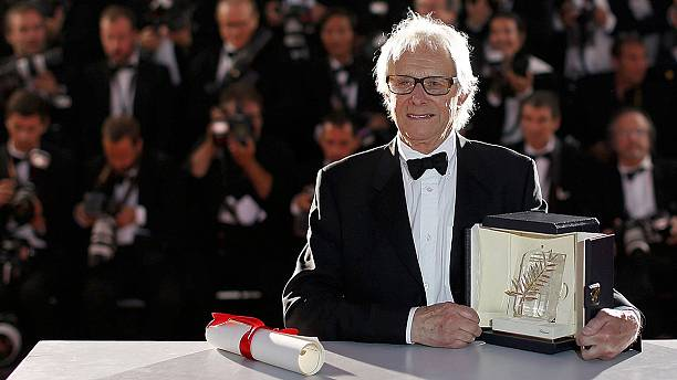 Ken Loach wins Cannes Palme d'Or for I, Daniel Blake