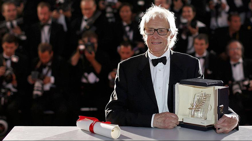 تتويج كين لوتش بالسعفة الذهبية في مهرجان كان السينمائي