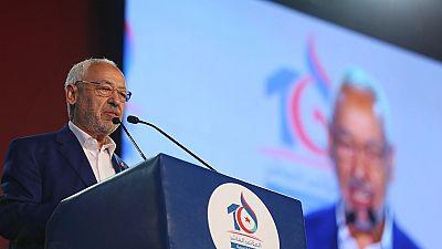 Tunisie : Rached Ghannouchi réélu à la tête d'Ennahda