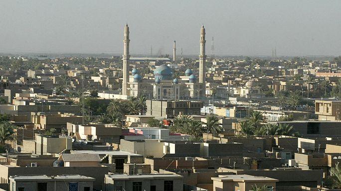 """الفلوجة: القوات العراقية تتقدم لتحريرها من تنظيم """"الدولة الاسلامية"""""""