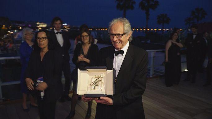 مهرجان كان: السعفة الذهبية لهذا العام تذهب للمخرج البريطاني كين لوتش