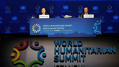 First World Humanitarian Summit kicks off in Istanbul