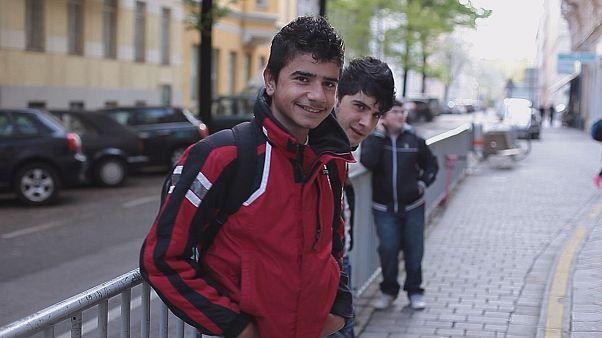 المدرسة تفتح الباب لحياة جديدة للأطفال اللاجئين