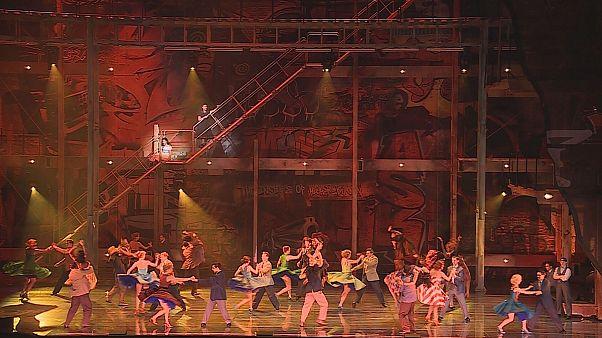 """Salzburgo rende-se ao musical """"West Side Story"""""""