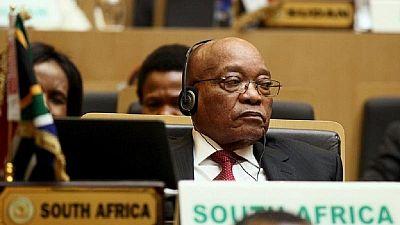 Afrique du Sud : le parquet laisse tomber les 783 charges contre Zuma