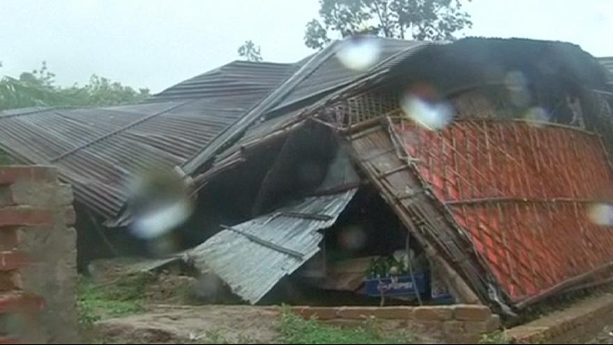 الإعصار القاتل في بنغلاديش