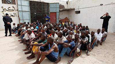 Libya intercepts 850 migrants in inflatable rubber boats