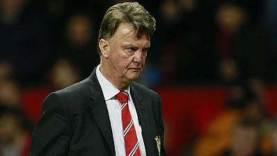 Manchester United officially confirm Van Gaal sacking