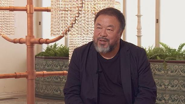 Athènes : Ai Weiwei en expo au musée d'art cycladique
