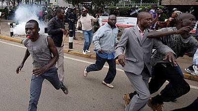 """Kenya : """"un mort"""" lors d'une manifestation de l'opposition"""