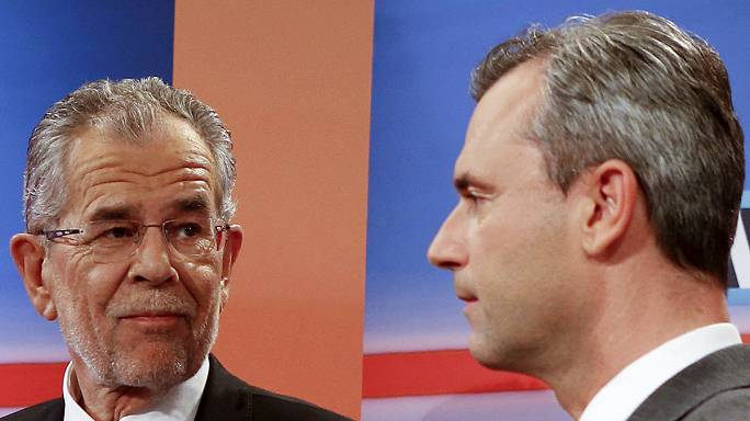 Wahlkrimi um die Hofburg geht weiter