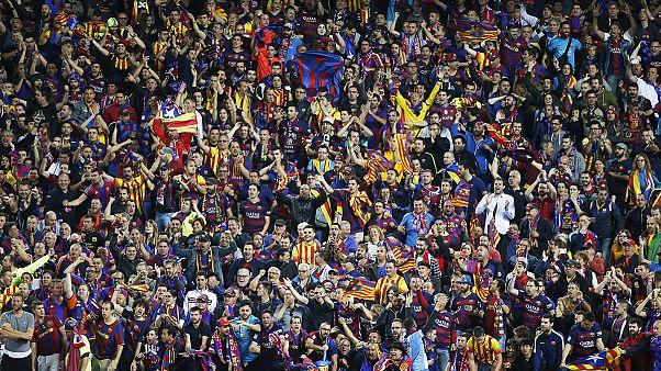 Kupagyőztesek: Barcelona, Bayern, PSG, Manchester United, Juventus